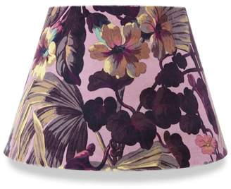 House of Hackney Daley Limerence Velvet Lampshade
