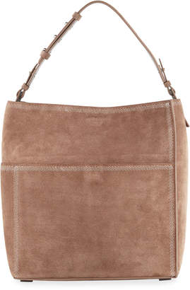 AllSaints Ziggy North South Tote Bag