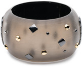 Alexis Bittar Large Confetti Studded Bangle