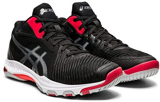 Asics Netburner Ballistic FF MT 2 (Black/Carrier Grey) Men's Shoes