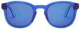 Puma Women&s Suede Cat Eye Sunglasses