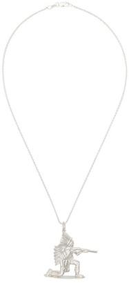 Hatton Labs Native American pendant necklace