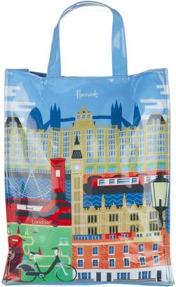 Harrods London Medium Shopper Bag
