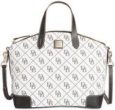 Dooney & Bourke Americana Signature Gabriella Satchel, A Macy's Exclusive Style