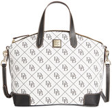 Dooney & Bourke Americana Signature Gabriella Satchel, Created for Macy's