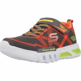 Skechers Boy's Flex-Glow Sneakers