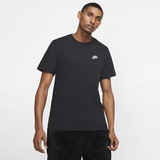 Nike Men's T-Shirt Sportswear Club