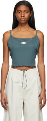 Nike Blue Sportswear Swoosh Tank Top