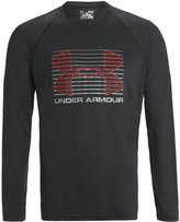 Under Armour Rise Up Long Sleeved Top Black/graphit/red