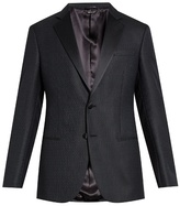 Giorgio Armani Satin-lapel Single-breasted Tuxedo Jacket