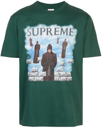 Supreme Levitation print T-shirt