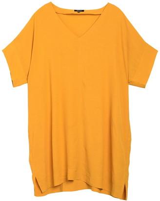 Madewell Novel Short Sleeve Shift Dress