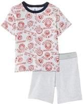 Petit Bateau Boy's 35284 Pyjama Set
