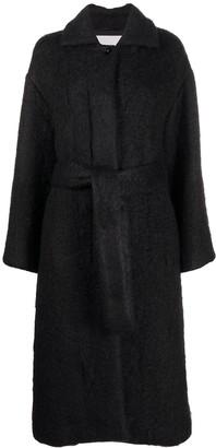 Jil Sander Oversized Belted Wool Coat
