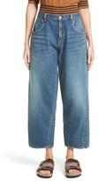 Undercover Women's Wide Leg Crop Jeans