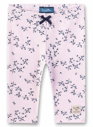 Sanetta Baby Girls Leggings