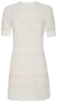 Frame Crochet 70s A-Line Dress