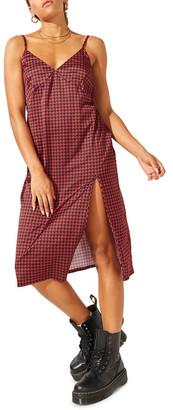 TWIIN Glitch Slip Dress