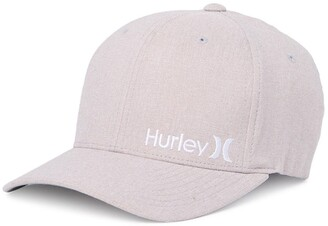 Hurley Corp Textures Baseball Cap