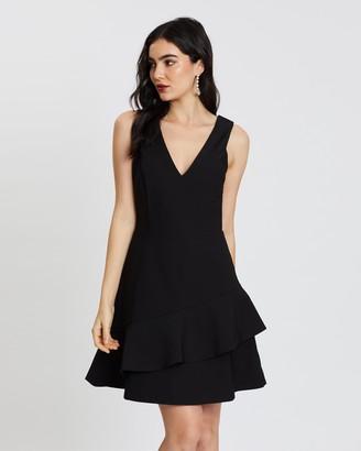 Shilla The Label Enchant Flare Dress