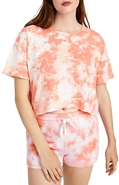 Alternative Tie Dyed Cropped Tee
