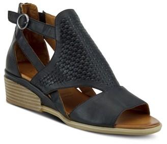 Spring Step Padeeda Wedge Sandal