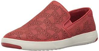 Cole Haan Women's Grandpro Paisley Perforated Slip On Slip-On Loafer
