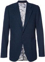 Gucci classic slim blazer