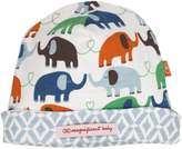 Magnificent Baby Boy's Elephant Reversible Hat