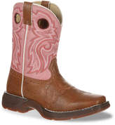 Durango Lacey Western Toddler & Youth Cowboy Boot - Girl's