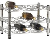 Crate & Barrel Work 12-Bottle Wine Rack