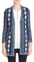 St. John Women's 'Medina' Knit Cardigan