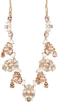 Marchesa Crystal & Simulated Pearl Tassel Necklace