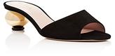 Kate Spade Paisley Low Heel Slide Sandals