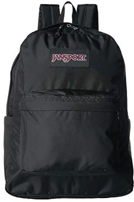 JanSport Ashbury (Black) Backpack Bags