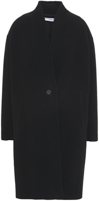 IRO Malara Oversized Wool-blend Felt Coat