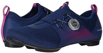 Shimano IC5 Indoor Cycling Shoes (Purple) Women's Cycling Shoes