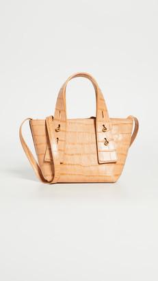 Frame Les Second Croco Mini Bag