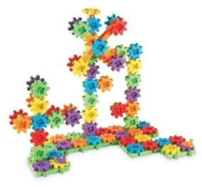Learning Resources Gears Gears Gears - Super Set- 150 Pieces