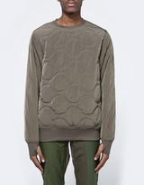 MHI Quilted Crew Sweat