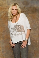 Chaser LA Family Dog Truth Bike Tee in White