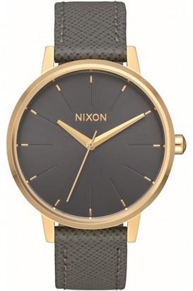 Nixon Ladies The Kensington Leather Watch A108-2815