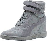 Puma Sky Iri Suede Women's Wedge Sneakers