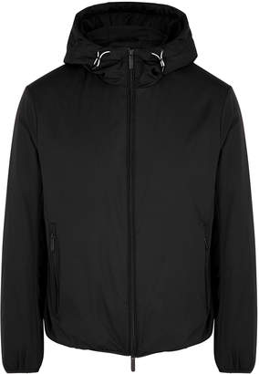 Emporio Armani Black Padded Shell Jacket