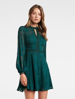 Ever New Sallie Embroidered Dress