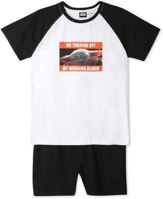 Bauhaus Baby Yoda Pyjama Set