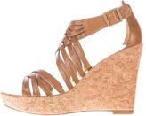 Tory Burch Annamarte Embossed Sandals