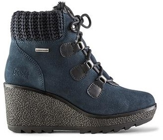 Cougar Shoes Pamela Suede Wedge Boot