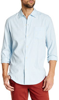 Tommy Bahama Skyscape Long Sleeve Regular Fit Shirt