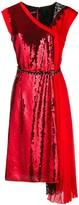 Marc Jacobs Sequins Embellished Dress